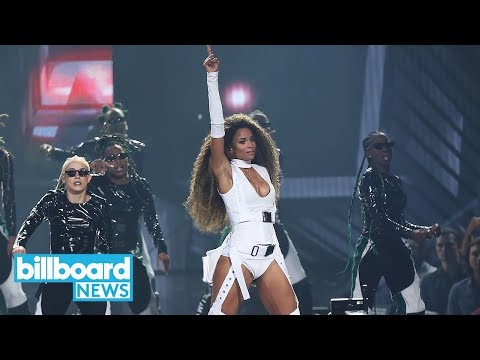 Ciara & Missy Elliott Gives An Epic Performance Of 'Level Up' & 'Dose' | Billboard News
