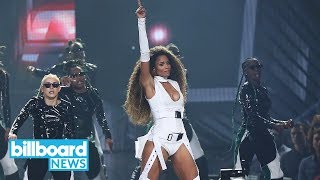 Ciara & Missy Elliott Gives an Epic Performance of 'Level Up' & 'Dose' | Billboard News Video