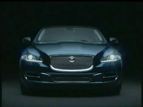 Jaguar XJ car commercial 2012  Australia