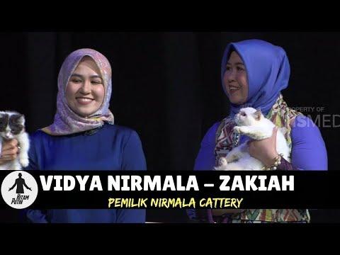 NIRMALA CATTERY | HITAM PUTIH  (19/03/18) 2-4
