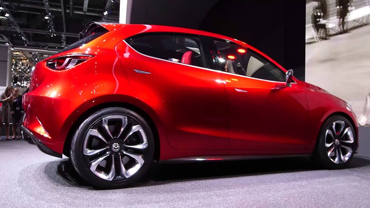 Mazda Hazumi Concept - Which? First Look From Geneva Motor Show 2014 ...
