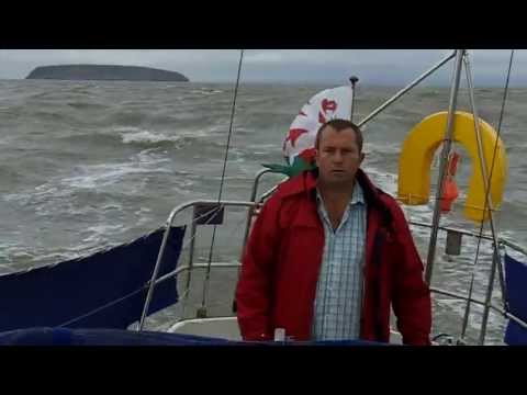 Sailing Cardiff to Watchet with 'Lucky Duck' and BCYA