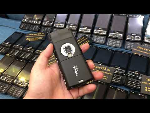 Bán Nokia N95 8gb cổ zin cũ chính hãng tại tphcm