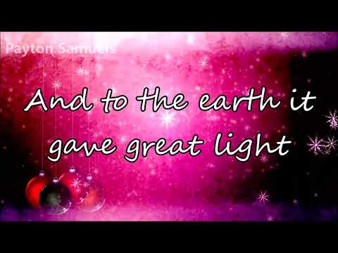 Carrie Underwood - The First Noel (Lyrics)