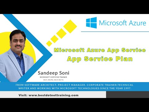 Microsoft Azure Training | Microsoft Azure App Service web apps 04 | Getting Started