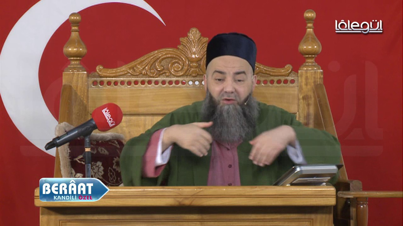 10 Mayıs 2017 Tarihli Sohbet Özel (Berâat Kandili) - Cübbeli Ahmet Hocaefendi Lâlegül TV