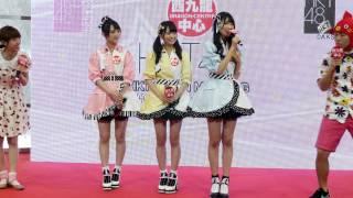 HKT48 神志那結衣、植木南央及渕上舞, 於西九龍中心舉行握手會.