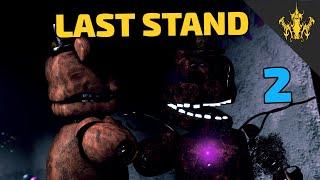 [SFM FNAF] Last Stand 2 - ''Scrap'' Problem | Bertbert