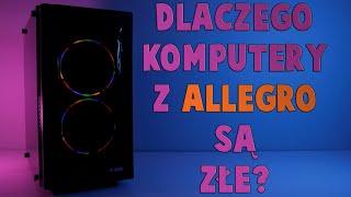 Komputer Z Allegro Czy Warto Cz I Youtube