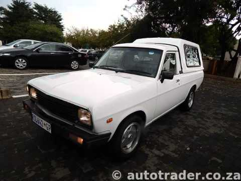 2004 NISSAN 1400 STD 5speed Auto For Sale On Auto Trader South Africa