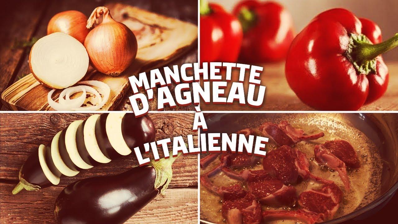 Manchettes d 39 agneau l 39 italienne mytaste cuisine youtube - Youtube cuisine italienne ...