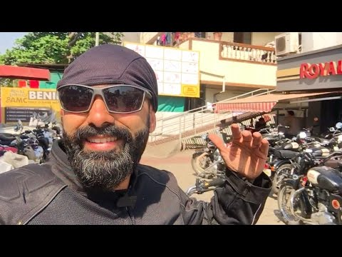 Mumbai to Ahmedabad | Day 1