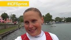 Henriette Engel Hansen (DEN) K1W 500m | Milan 2014