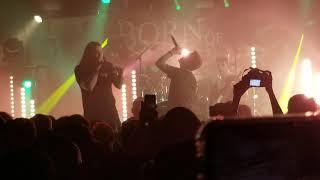 Silence The Echo - Born Of Osiris - Baltimore Soundstage - 030319