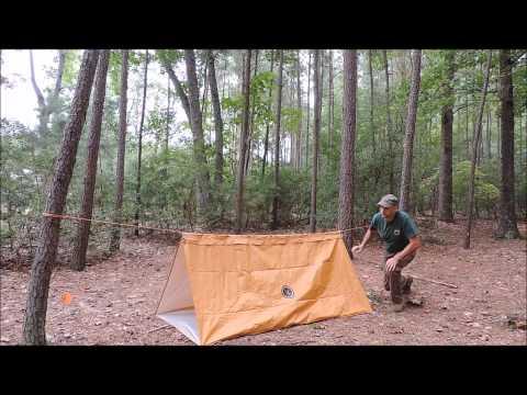 Shelter Review UST Base Tube Tarp