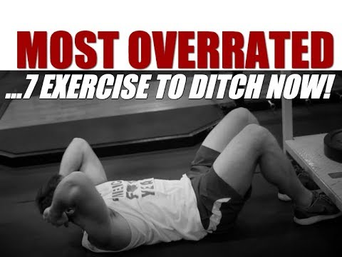 7 Most OVERRATED Exercises You Should Ditch Immediately | Chandler Marchman