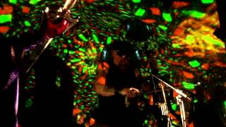 Hawkwind, 10 seconds of Forever, Arrival in Utopia @ the Komedia, Bath. 03.04.2013.