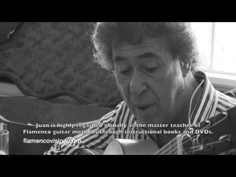 The Juan Martin Flamenco Guitar Masterclass