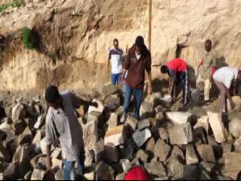 Reisebericht von Tekle Haile in Eritrea zum Kloster Gedam Tsaeda Emba ገዳም ጻዕዳ እምባ Solar afropa 2014
