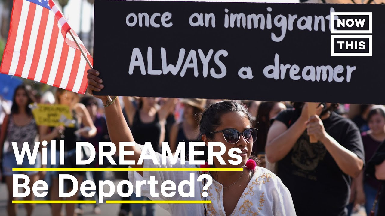 Will DREAMERs Be Deported? | NowThis