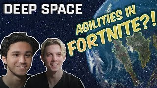 Agilities in Fortnite? Possible new hair color? All in Deep Space Questions | LA Valiant