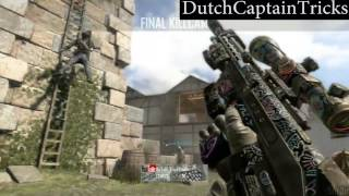 Black ops 2 King of the Hill - Season 2 episode 2!!!
