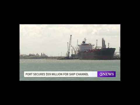 Port of Corpus Christi Funding on KIII News