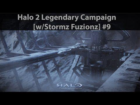 BEGONE FLOOD l Halo 2 Legendary [W/ Stormz Fuzionz] #9