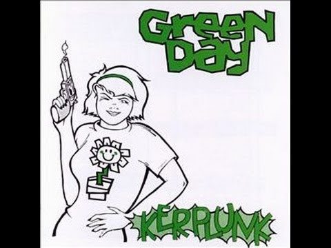 Green Day's Kerplunk! Album Review.