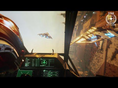 Star Citizen: Invictus Launch Week 2950 Teaser