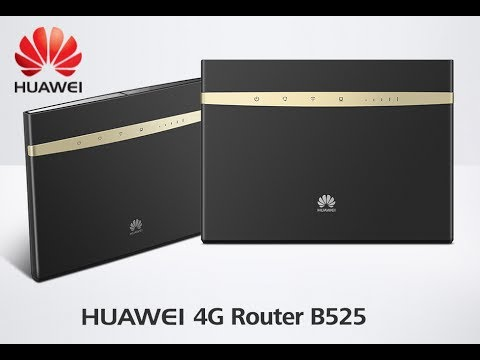 Huawei B525 4g Lte Cat6 Router Speedtest Digi Infinite
