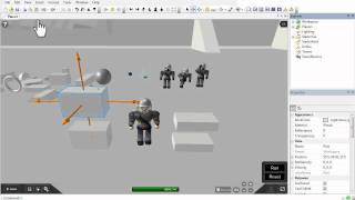 How to use Meshes on Roblox [2011]