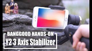 3 axis phone gimbal ( Y2 ) // Below 120$