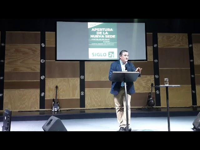 Promesas y oportunidades alcanzadas por la fe - Pastor Diego Touzet