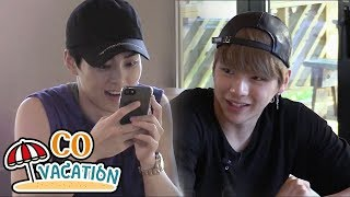 Video [Co-Vacation: Xiumin & Daniel] Xiumin's Googling Daniel 20170910 download MP3, 3GP, MP4, WEBM, AVI, FLV September 2017