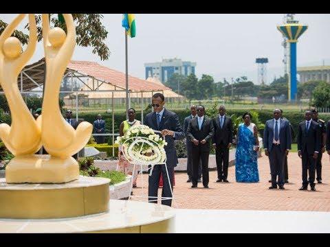 #umunsi w'i Ntwali:Dukomeze Ubutwari,Twubake U Rwanda Twifuza | Kigali 01 Gashyantare 2018