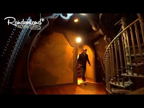 The Weird Walkthrough Attractions of Disneyland Paris!