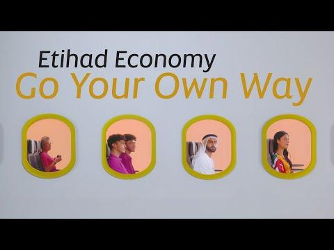 Go Your Own Way | Etihad Airways Economy Class