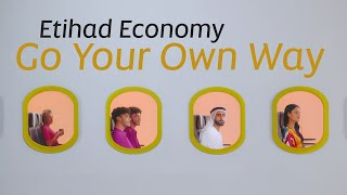 Go Your Own Way | Etihad Airways Economy Class