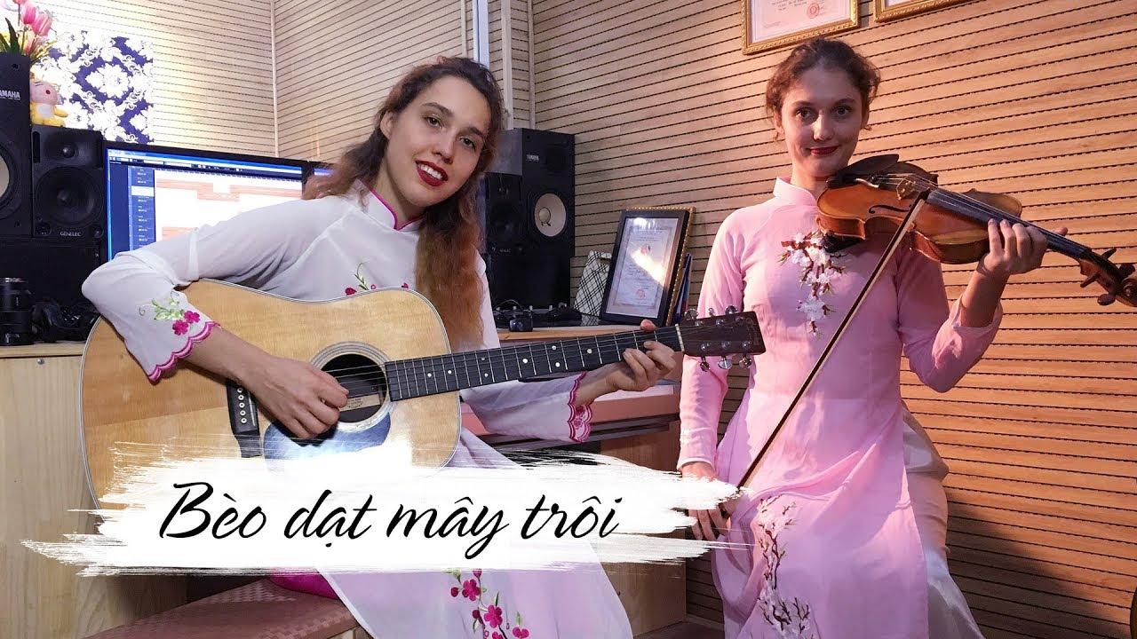 Cặp chị em người Nga 'gây sốt' khi cover các ca khúc Việt Nam