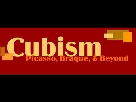 Cubism- A school project