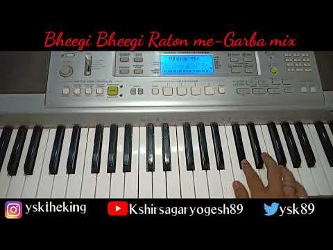 Bheegi Bheegi Raaton Me- Garba Mix Tone