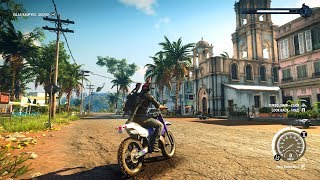 Just Cause 4 Islas Kaupyes Open World Free Roam Gameplay PC HD 1080p60FPS