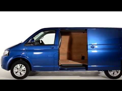 Get closer to the Volkswagen Transporter | Volkswagen Commercial Vehicles
