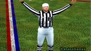 NFL 2012 MNF Week 11 - Chicago Bears (7-2) vs San Francisco 49ers (6-2-1) - 1st Half - NFL 2k5 - HD