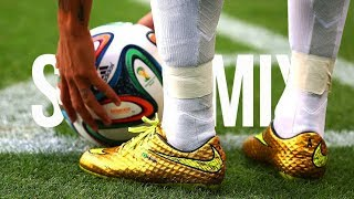 Crazy Football Skills 2018 - Skill Mix #2 | HD