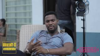 Tiwa's Baggage the Movie (what the cast had to say) pt 2