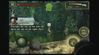 Brothers in Arms 2: Global Front iPhone Gameplay Video Review - AppSpy.com