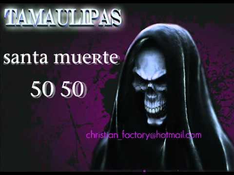 50 50   santa muerte