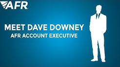 Meet Dave Downey | Account Executive | AFR